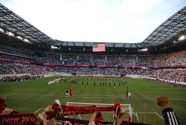 New york opplevelser soccer