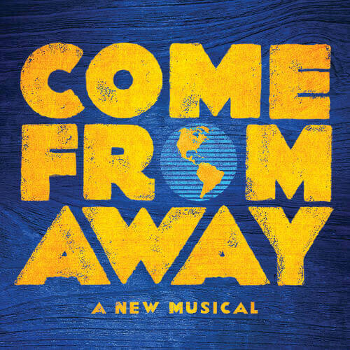 Come from away musical broadway billetter