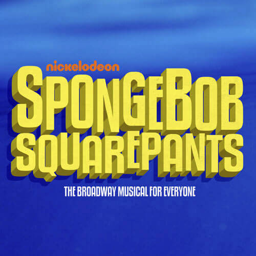 Spongebob square pants musical broadway billetter