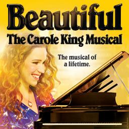 Beautiful the carole king musical broadway billetter