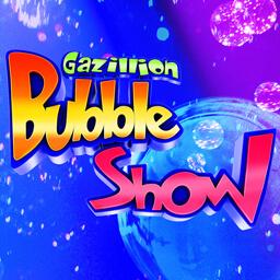 The gazillion bubble show broadway billetter